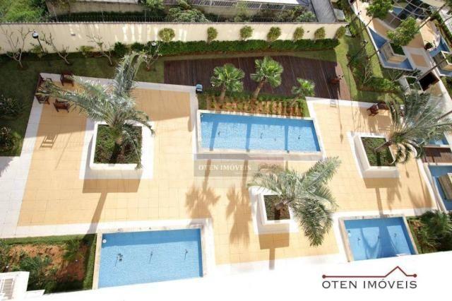 Apartamento com 4 dormitórios à venda, 156 m² por r$ 750.000 - jardim das indústrias - são - Foto 18