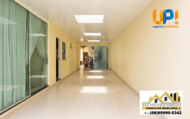 Casa com 3 dormitórios à venda, 288 m² por R$ 950.000 - Conjunto Procon - Rio Branco/AC - Foto 2