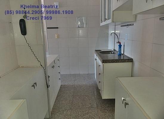 Apartamento. 72m², 2 suítes, closet, 2 vagas - Cocó - Foto 14