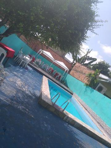 Área para eventos com piscina - Foto 4