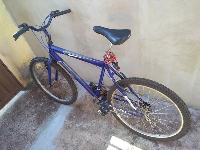 Bicicleta muito conservada