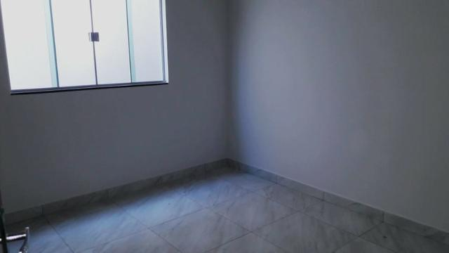 Casa em obra vale do sol 2/4 com suite, otimo acabamento - Foto 9