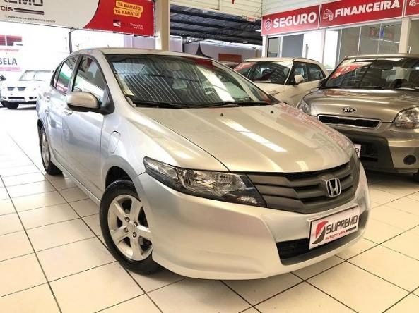 HONDA CITY 2011/2012 1.5 DX 16V FLEX 4P MANUAL - Foto 2