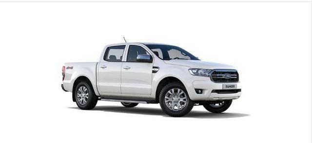 Ford Ranger XLT 3.2 4X4 Diesel Aut 19/20 0km IPVA 2020 pago