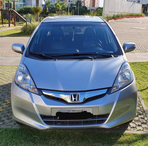 Honda Fit EX 2013 Flex Cor:Prata 40.000Km - Foto 11