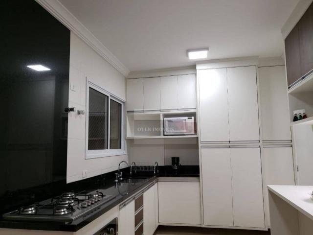 Apartamento com 3 dormitórios à venda, 156 m² por r$ 700.000 - jardim das indústrias - são - Foto 10