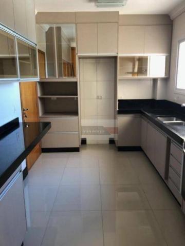 Apartamento com 3 dormitórios à venda, 133 m² por r$ 680.000 - jardim das indústrias - são - Foto 4