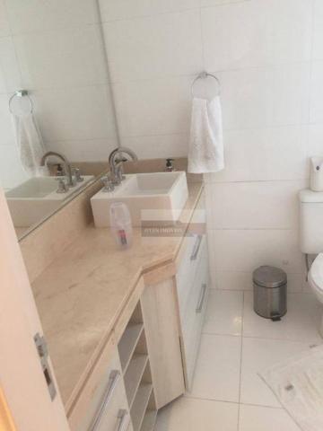 Apartamento com 3 dormitórios à venda, 156 m² por r$ 750.000,00 - jardim das indústrias -  - Foto 10