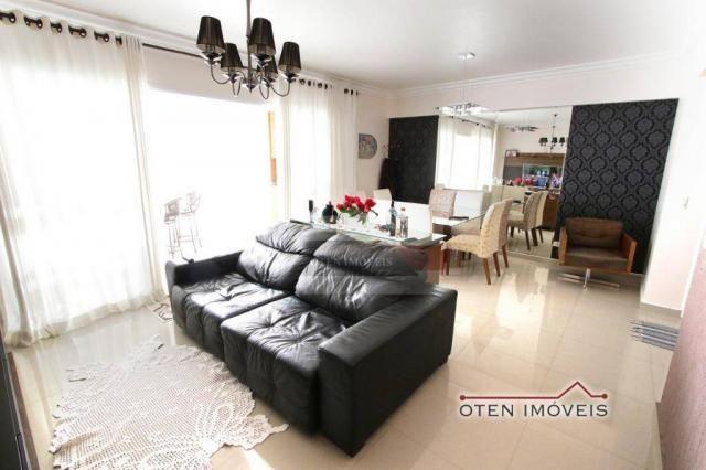 Apartamento com 4 dormitórios à venda, 156 m² por r$ 750.000 - jardim das indústrias - são - Foto 2