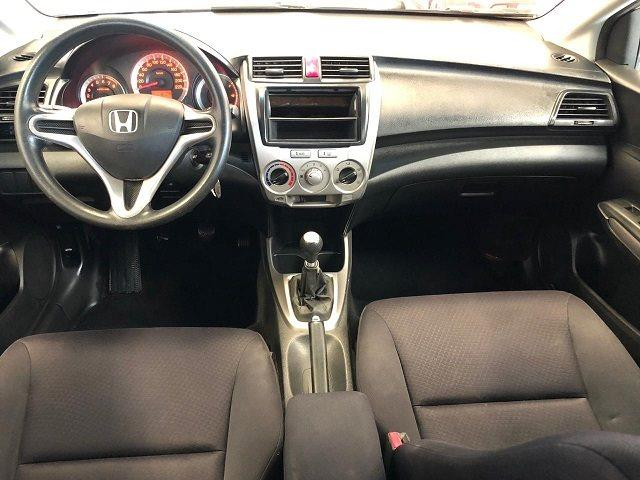HONDA CITY 2011/2012 1.5 DX 16V FLEX 4P MANUAL - Foto 5