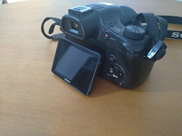 Camera Sony HX400V - Foto 5