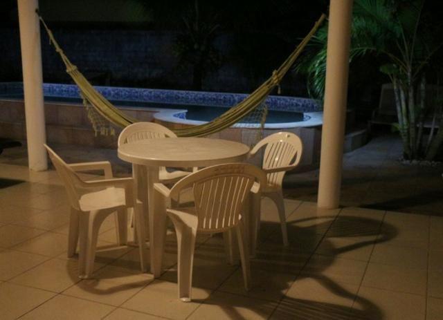 Novembro, feriado em casa de praia, com 5 quartos, piscina e churrasqueira - Foto 15