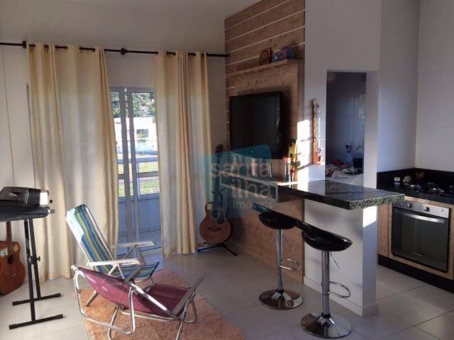 Apartamento com 2 dormitórios à venda, 63 m² por r$ 330.000,00 - ribeirão da ilha - floria - Foto 6