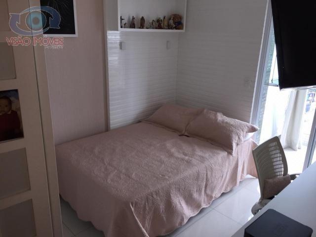 Apartamento à venda com 4 dormitórios em Praia do suá, Vitória cod:1596 - Foto 14