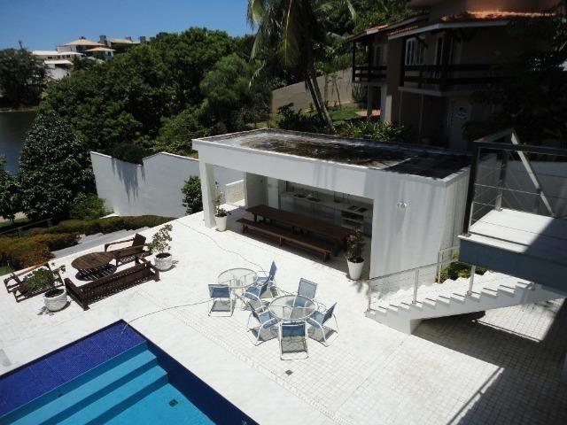 Linda Casa Duplex Costa Verde Decorada 4 suítes 1250m2 vista lago piscina Oportunidade - Foto 18