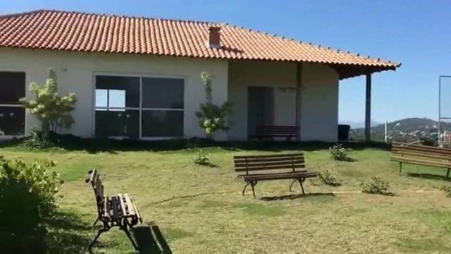 Lindas casas 02 qts quintal garagem ótima localização transporte na porta financiadas - Foto 12