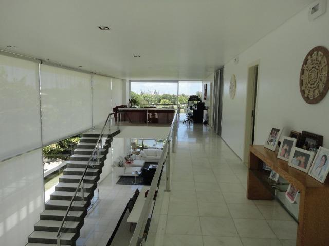 Linda Casa Duplex Costa Verde Decorada 4 suítes 1250m2 vista lago piscina Oportunidade - Foto 14