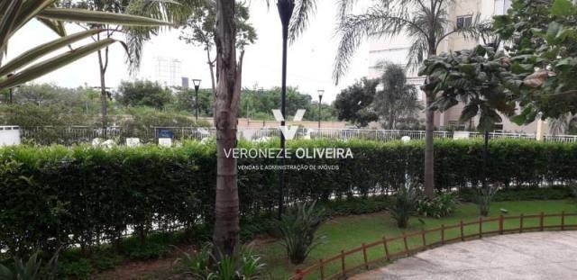 Apartamento para alugar com 2 dormitórios em Ponte grande, Guarulhos cod:189 - Foto 13