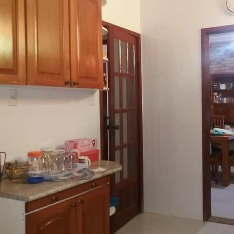 Casa no Horto com 3 quartos sendo uma suíte, 2 vagas, semi mobiliada, doc ok - Foto 5