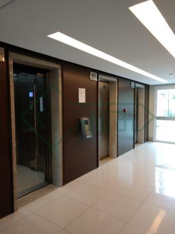 Sala comercial mobiliada   ed. helbor offices joinville - Foto 8