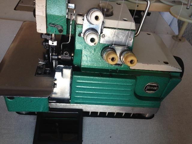 Máquinas de Costura Industrial Yamata | Luki | Gemsy