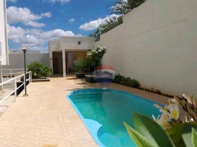 Apartamento com 3 dormitórios para alugar, 75 m² por r$ 900/mês - lagoa seca - juazeiro do - Foto 6