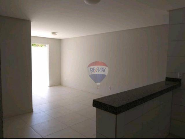 Apartamento com 3 dormitórios para alugar, 75 m² por r$ 900/mês - lagoa seca - juazeiro do