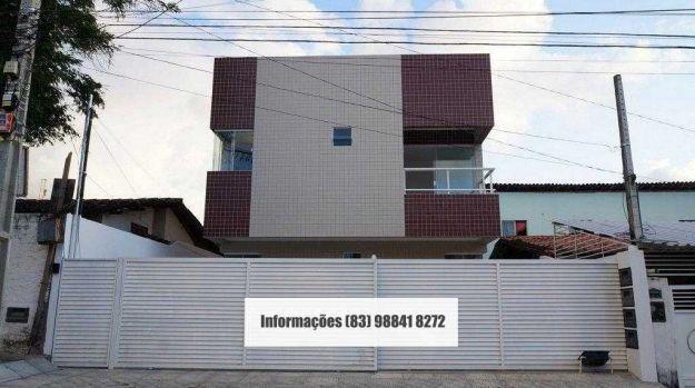 Apartamento à venda, 43 m² por R$ 140.000,00 - Mangabeira - João Pessoa/PB