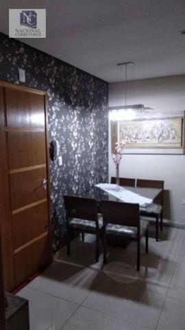 Cobertura com 2 dormitórios à venda, 106 m² por R$ 335.000,00 - Vila Tibiriçá - Santo Andr - Foto 5