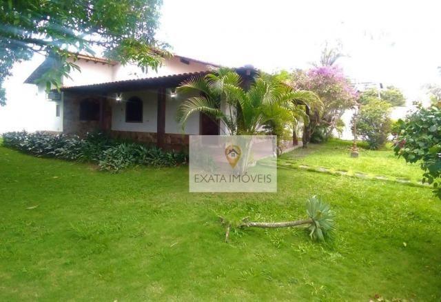 Linda casa linear em 2 terrenos de esquina, Centro/ Rio das Ostras! - Foto 4