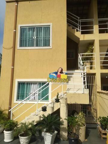Casa com 2 dormitórios à venda, 145 m² por R$ 330.000,00 - Enseada das Gaivotas - Rio das  - Foto 3