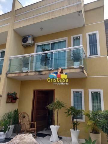 Casa com 2 dormitórios à venda, 145 m² por R$ 330.000,00 - Enseada das Gaivotas - Rio das