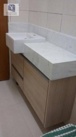 Cobertura com 2 dormitórios à venda, 106 m² por R$ 335.000,00 - Vila Tibiriçá - Santo Andr - Foto 19