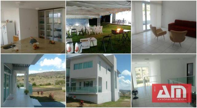 Casa com 5 dormitórios à venda, 515 m² por R$ 900.000,00 - Alpes Suiços - Gravatá/PE - Foto 4