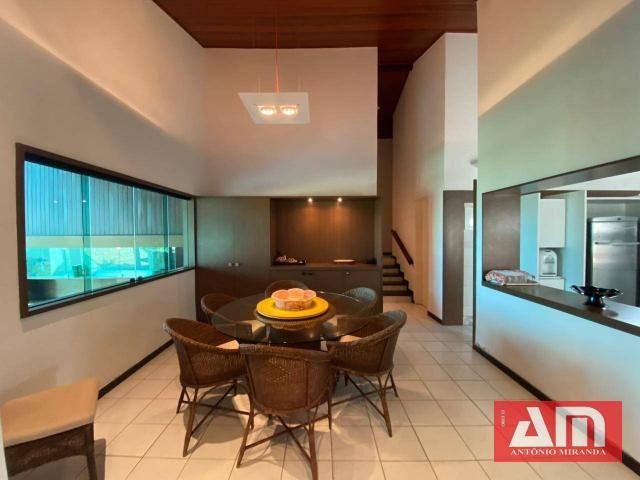Casa com 5 dormitórios à venda, 400 m² por R$ 990.000,00 - Novo Gravatá - Gravatá/PE - Foto 5