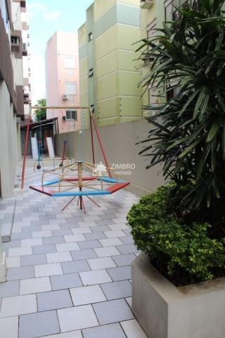 Apartamento 03 dormitórios para venda em Santa Maria no ed Solar Tuiuti no bairro Fátima - Foto 13