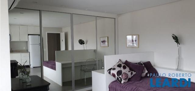 Apartamento à venda com 1 dormitórios em Campo belo, São paulo cod:624760 - Foto 3