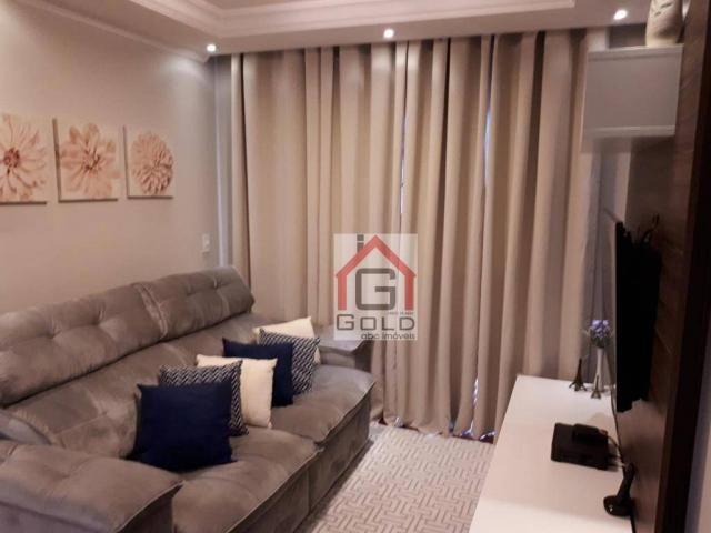 Apartamento com 2 dormitórios à venda, 52 m² por R$ 245.000 - Vila Francisco Matarazzo - S - Foto 2