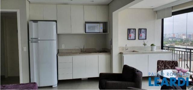 Apartamento à venda com 1 dormitórios em Campo belo, São paulo cod:624760 - Foto 5