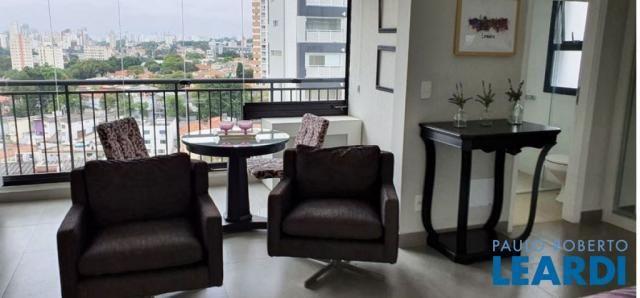 Apartamento à venda com 1 dormitórios em Campo belo, São paulo cod:624760 - Foto 4