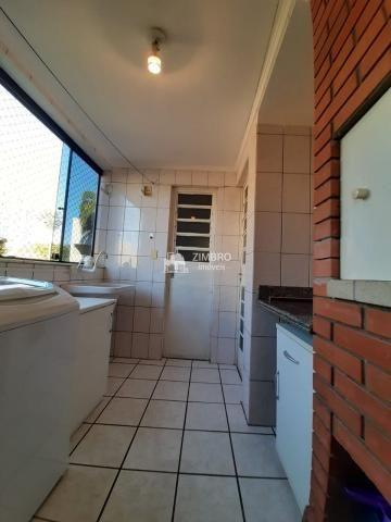 Apartamento 03 dormitórios para venda em Santa Maria no ed Solar Tuiuti no bairro Fátima - Foto 2
