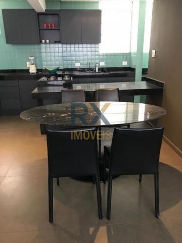 Apartamento à venda com 1 dormitórios em Itaim bibi, São paulo cod:AP0082_RXIMOV - Foto 4
