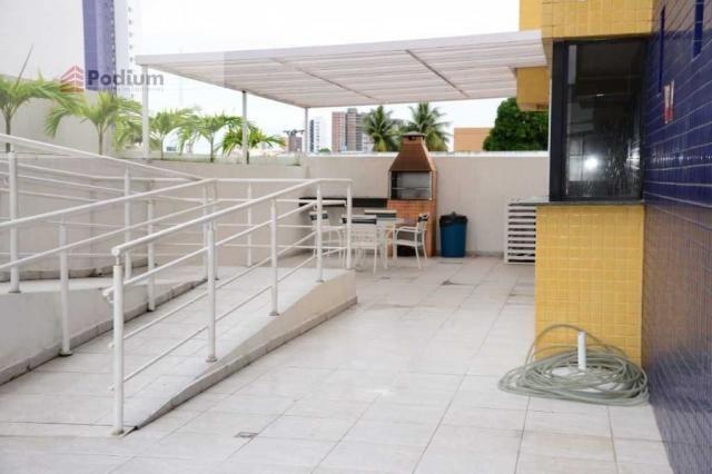 Apartamento à venda com 3 dormitórios em Estados, João pessoa cod:34091 - Foto 5