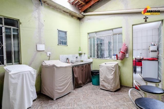 Casa residencial à venda, 4 quartos, 3 vagas, nossa senhora das graças - divinópolis/mg - Foto 11