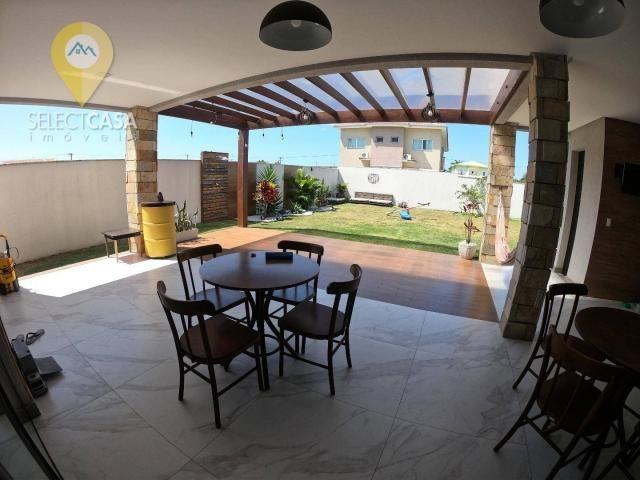 Vendo excelente casa no Condomínio Boulevard Lagoa com 3 quartos e 3 suítes - Foto 7