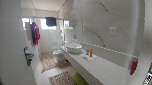 Casa Condominio Fechado, Alto Padrão com 04 Suítes, em Caldas Novas GO - Foto 19