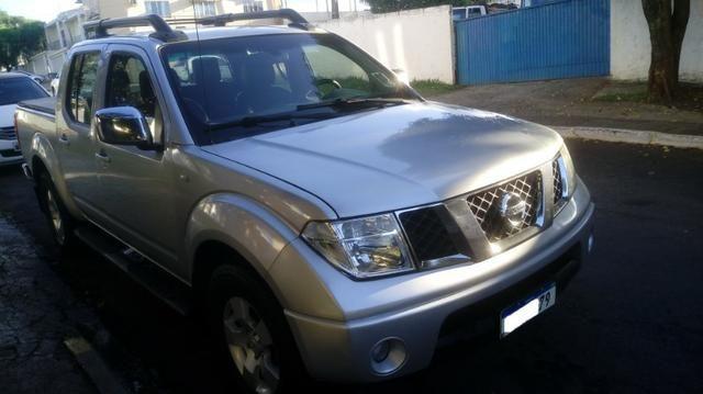 Nissan Frontier LE automática 4X4, diesel, modelo 2012
