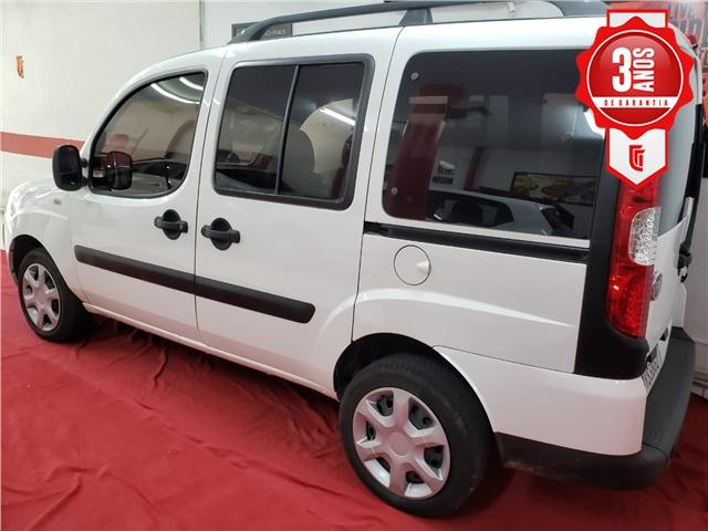 Fiat Doblo 1.8 mpi essence 16v flex 4p manual - Foto 3