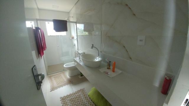 Casa Condominio Fechado, Alto Padrão com 04 Suítes, em Caldas Novas GO - Foto 18