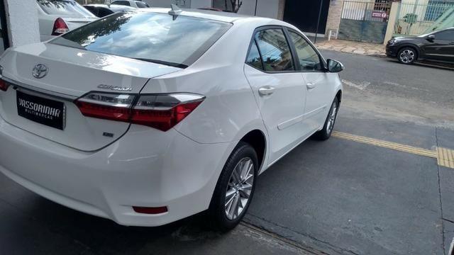 Toyota.Corola GLI.17/18 Aut. 1.8 Cvt. Branco - Foto 4